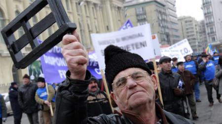 Наблюдатели очакват още протести в Румъния тази година.