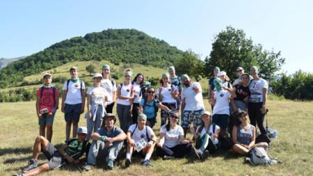 летен планински лагер в Очин дол, Врачански Балкан
