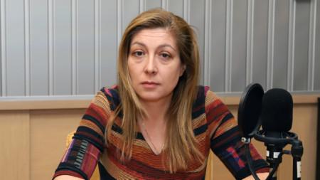 София Владимирова, председател на СЕМ