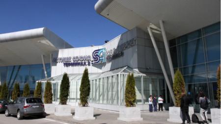 Aeroporti i Sofjes