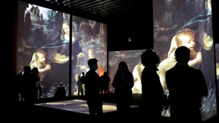 Ярък пример за синтез между наука и изкуство е творчеството на Леонардо да Винчи, художник, учен, изобретател и оригинален мислител