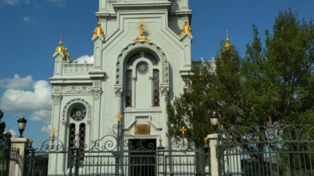 Гвоздена црква Светог Стефана у Истанбулу