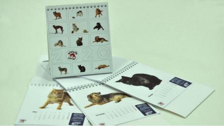 Календар на организацията за защита на животните