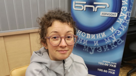 Меглена Антонова