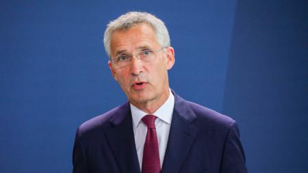 Йенс Столтенберг, генерален секретар на НАТО