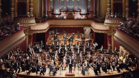 Оркестърът на Романска Швейцария