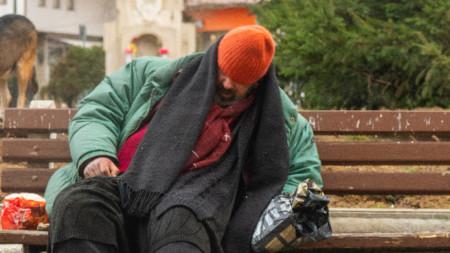 Бездомникът Цвятко от Габрово
