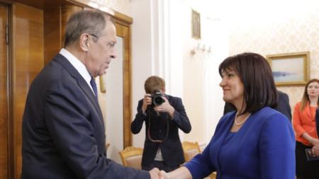 Отношенията между България и Руската федерация се основават на дългогодишни исторически традиции, културна близост и приятелски връзки между двата народа.