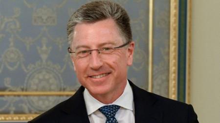Кърт Волкър - специален пратеник на САЩ за Украйна