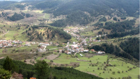 Село Ягодина