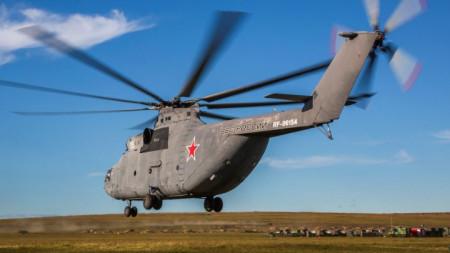 """В маневрите """"Изток 2018"""" участват над 1000 самолета и хеликоптера."""