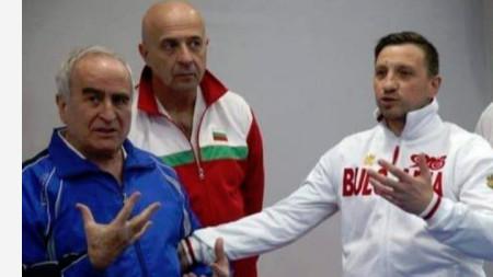 Антонио Олива: Ивет Горанова е готова да стане олимпийски шампион