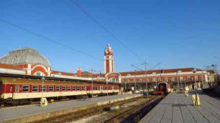 Stacioni hekurudhor në Varna