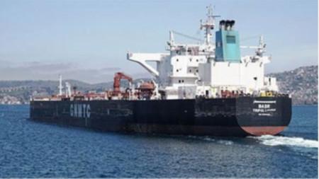 """Либийският танкер """"Бадр"""""""