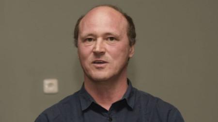 Чешкият писател Мартин Ришави