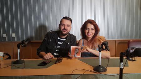 Владимир Ампов-Графа и Ива Дойчинова
