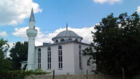 Varna'ya bağlı Voyvodino köyünün camisi.
