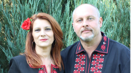 Анелия и Милен Радеви