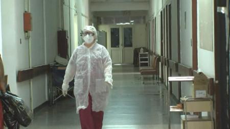 Spitali në qytetin Popovo
