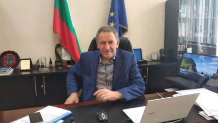 Д-р Стойчо Кацаров - министър на здравеопазването