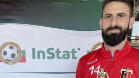 Димитър Илиев е №1 за месец март