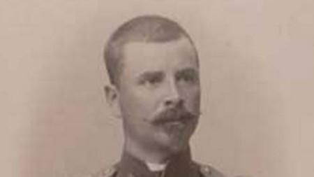 Полковник Владимир Серафимов