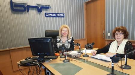 """Анелия Торошанова и  адвокат Красимира Янева коментират случая на Кирил Иванов от Годеч в студиото на """"Законът и Темида"""""""