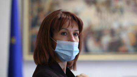 Камелия Нейкова е новият председател на Централната избирателна комисия.