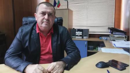 Христо Николов - управител на