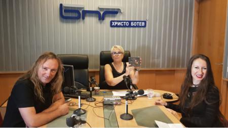 Вини Атанасов, Веселина Даковска и Кремена Николова