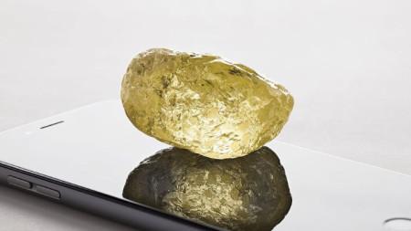 Новооткритият диамант е 7-ият по големина диамант, изкопан от началото на века.