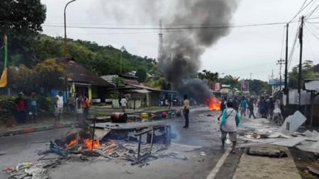 Безредиците в провинцията започнаха на 18 август