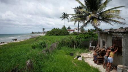Гуанабо, Северозападна Куба, 5 юли 2021 г.