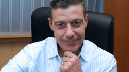 Генералният директор на БНР Андон Балтаков