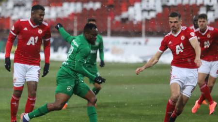 ЦСКА-София и Лудогорец ще играят на 12 май в столицата