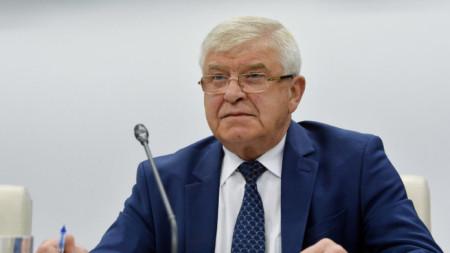 Maliye Bakanı Kiril Ananiev