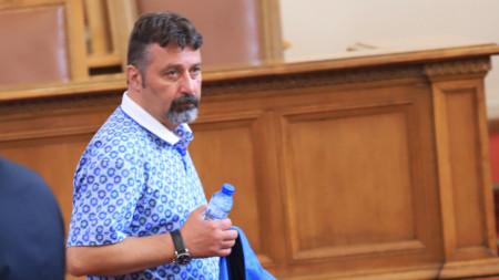 Филип Станев от ИТН в Народното събрание - 29 юли 2021 г.