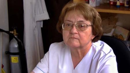 Professor Radka Argirova