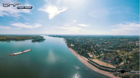 Дунава и града
