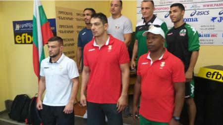Национален отбор по бокс за мъже