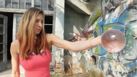 Луиза Душкова