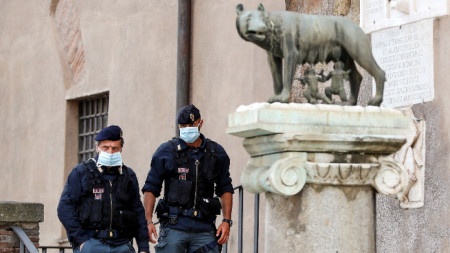 Рим, 29 април 2020 г.