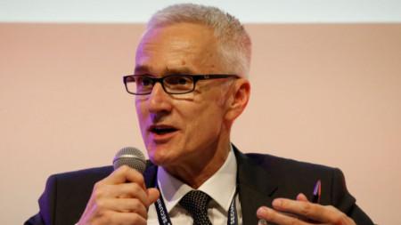 Юрген Сток, главен секретар на Интерпол