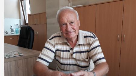 Тенчо Черкезов