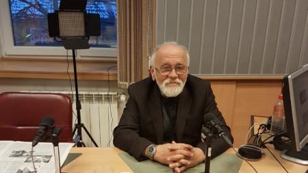 """Д-р Николай Радулов в студиото на програма """"Христо Ботев"""""""