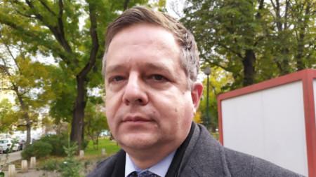 Дончо Барбалов, зам.-кмет на София