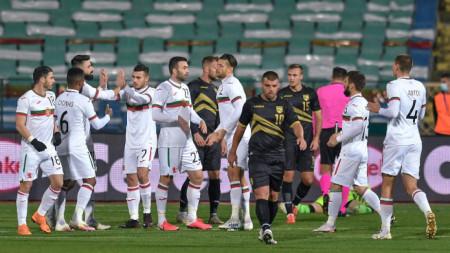 България с първа победа за годината и от 19 мача насам