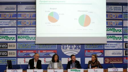 Българско сдружение за проучване на затлъстяването и съпътстващите го заболявания БАСОРД даде пресконференция по повод на Световния ден за борба със затлъстяването, посветена на проблемите с детското затлъстяване.
