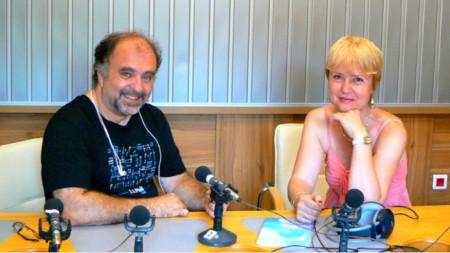 Найден Тодоров и Аделина Александрова