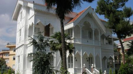 В къщата на семейството на Симеоноглу е подписан Санстефанският мирен договор.